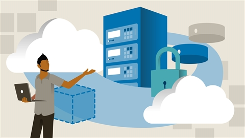 course illustration for AWS Certified Solutions Architect - Associate (SAA-C02): 9 Services and Design Scenarios