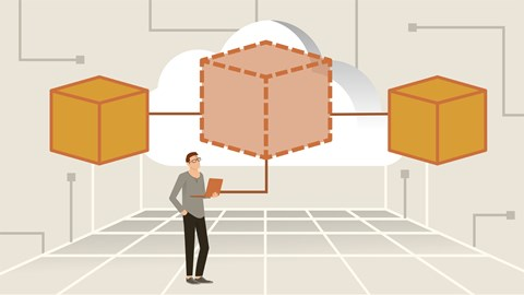 course illustration for AWS Certified Solutions Architect - Associate (SAA-C02): 4 Compute Services
