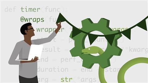 course illustration for Python: Decorators