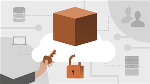 course illustration for AWS: Enterprise Security