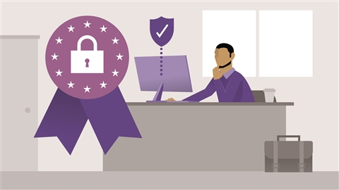 course illustration for CIPP/US Cert Prep: 4 Workplace Privacy
