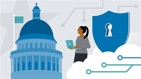 course illustration for CIPP/US Cert Prep: 5 State Privacy Laws