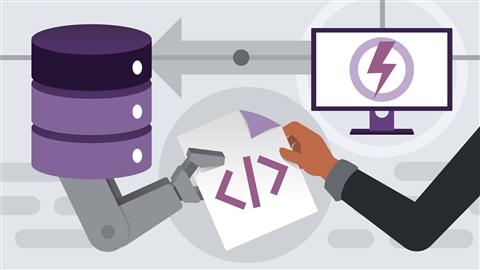 course illustration for SQL Server Database Triggers