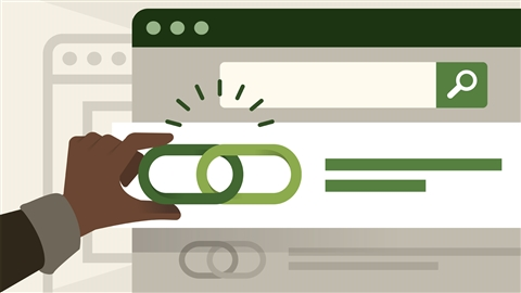 course illustration for SEO: Link Building