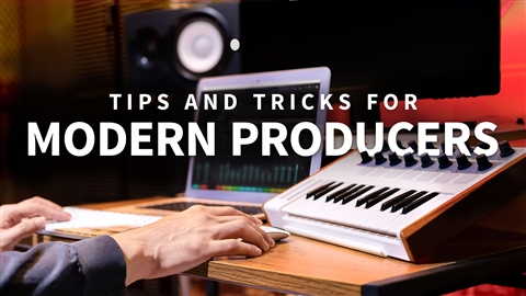 course illustration for Tips and Tricks for Modern Producers