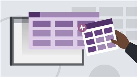 course illustration for Excel VBA: Managing Files and Data