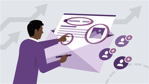 course illustration for Email Marketing: Strategy and Optimization