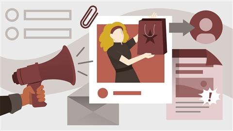 course illustration for Digital Marketing Foundations