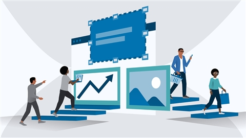 course illustration for Marketing: Conversion Rate Optimization