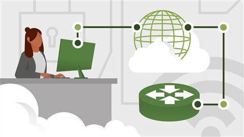 course illustration for Cisco CCNP ENARSI (300-410) Cert Prep: 2 VPN Technologies