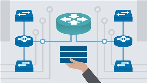 course illustration for Cisco CCNP ENARSI (300-410) Cert Prep: 1 Layer 3 Technologies