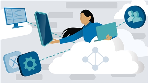 course illustration for Deploying Azure Active Directory