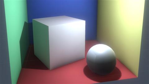 course illustration for Cert Prep: Unity Certified Associate Game Developer Materials and Lighting