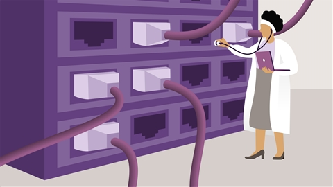 course illustration for Learning Network Troubleshooting