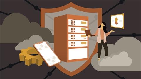 course illustration for CISSP Cert Prep (2021): 4 Communication and Network Security