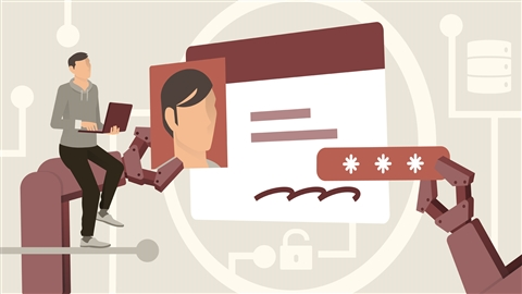 course illustration for CISSP Cert Prep (2021): 5 Identity and Access Management