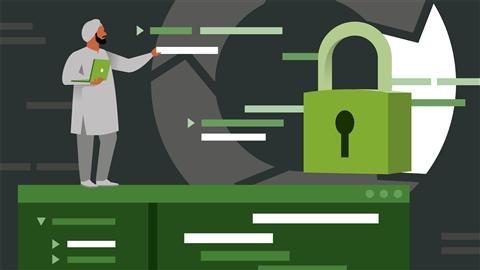 course illustration for CISSP Cert Prep (2021): 8 Software Development Security