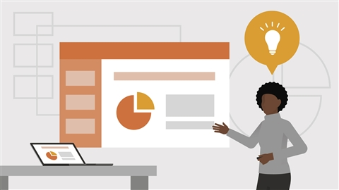 course illustration for PowerPoint Quick Tips