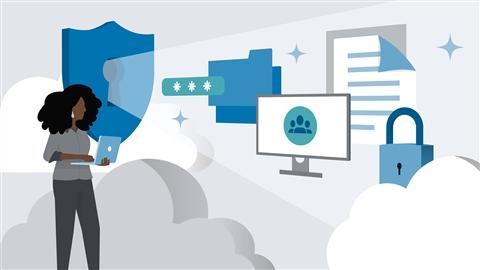 course illustration for Cisco CCNP SCOR Security (350-701) Cert Prep: 2 Cloud and Content Security