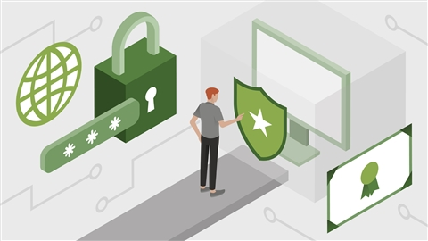 course illustration for Cisco CCNP SCOR Security (350-701) Cert Prep: 3 Endpoint Protection and Secure Access