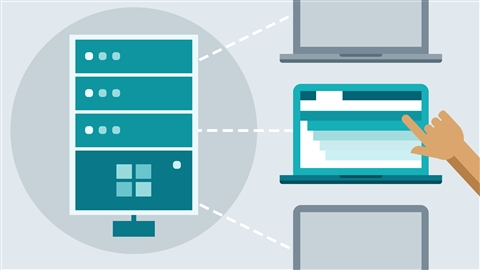 course illustration for Windows Server 2012: Create and Manage Group Policy