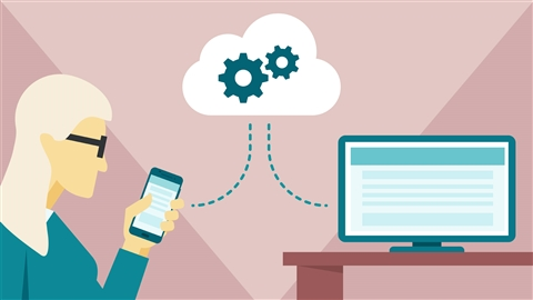 course illustration for Windows Server 2012: Install, Configure, and Administer Active Directory