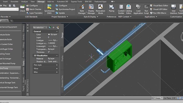 autocad creating sprinkler and firealarm systems