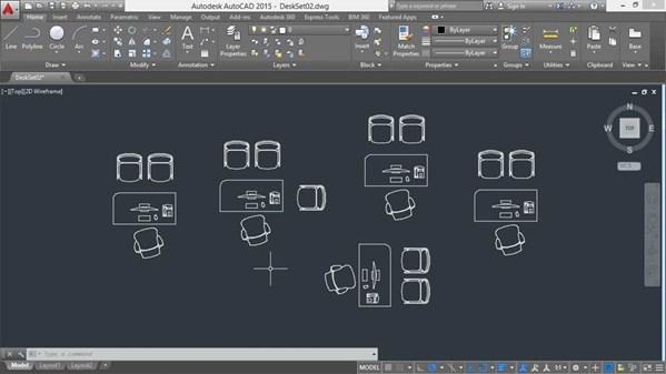 Autocad Designing Dynamic Blocks