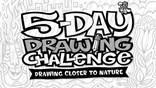 watch trailer video for 5-Day Drawing Challenge: Drawing Closer to Nature