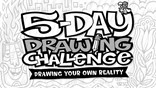 watch trailer video for 5-Day Drawing Challenge: Drawing Your Own Reality