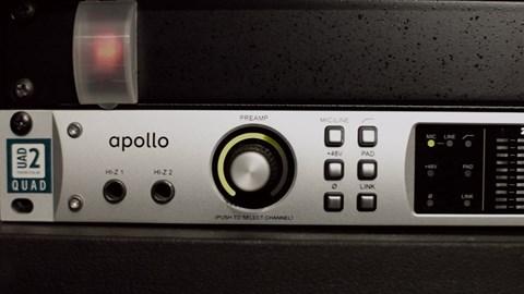 Learning Universal Audio UAD-2/Apollo