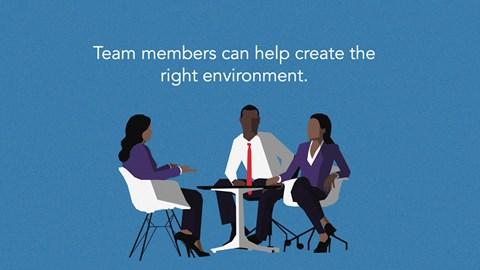 course illustration for Teamwork Fundamentals