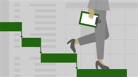 course illustration for Agile Project Management with Microsoft Project
