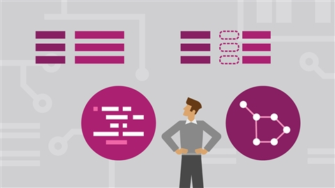 course illustration for NoSQL for SQL Professionals