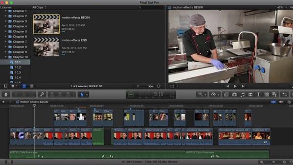 Final Cut Pro X 10.2 Essential Training | Lynda.com