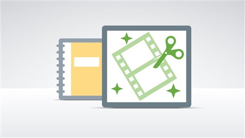 course illustration for Final Cut Pro X 10.2 Essential Training
