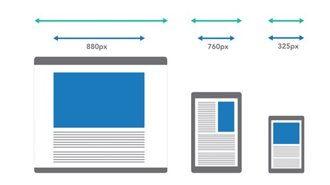 course illustration for Responsive Images