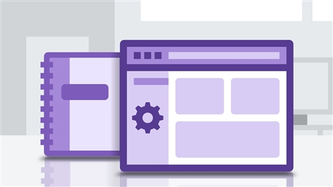 course illustration for WordPress Essential Training