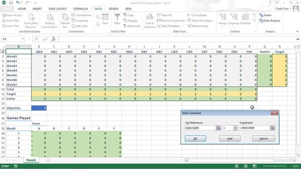Solving optimization problems