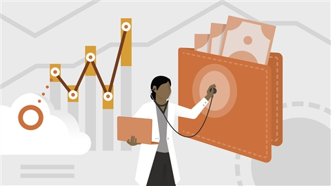 course illustration for Financial Wellness: Managing Personal Cash Flow