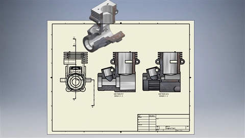 course illustration for Inventor 2016 Essential Training