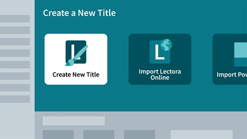 course illustration for Learning Lectora Online 2.0
