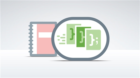 course illustration for Sass Essential Training