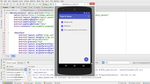 how to learn mobile development