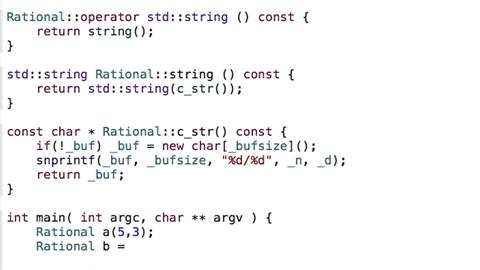 course illustration for C++ Move Semantics