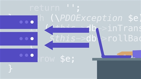course illustration for PHP: Managing Persistent Sessions