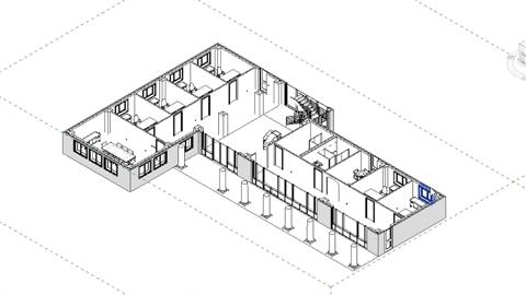 course illustration for Revit Architecture 2016 Essential Training (Imperial)
