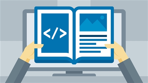 course illustration for EPUB: CSS