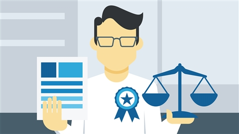 course illustration for Project Management Foundations: Ethics