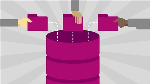course illustration for Database Foundations: Core Concepts